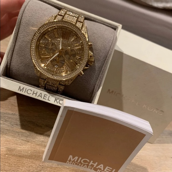 Michael Kors Other - Michael Kors watch ( mens )